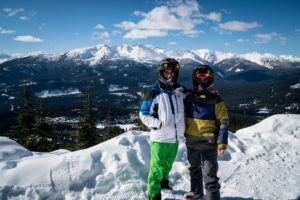 Whistler Blackcomb – A Winter Adventure