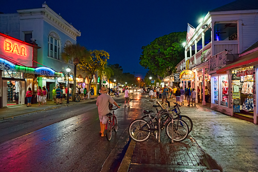 Key West Clothing Stores On Duval Street